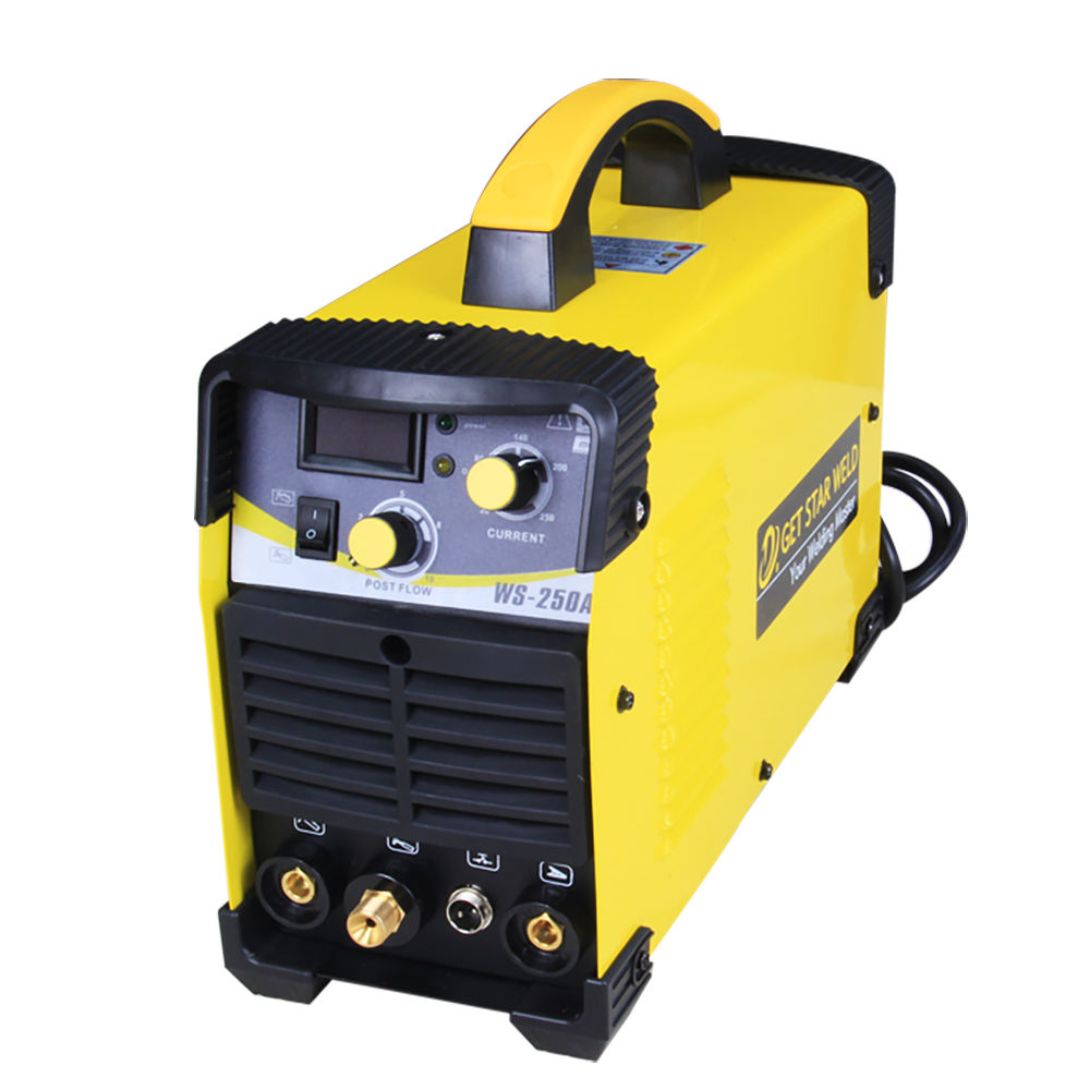 WS-250A Inverter 250 amps MOS tig/arc welding machine