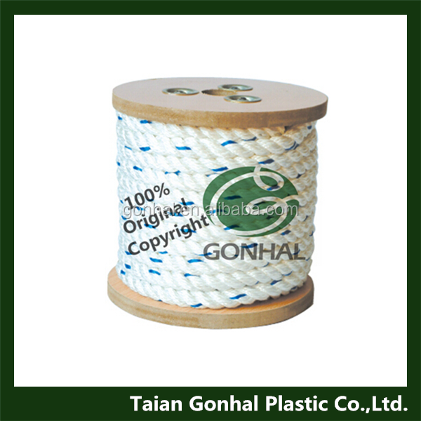 Gonhal Combo 3 Strands Twisted Rope 10mmx600m