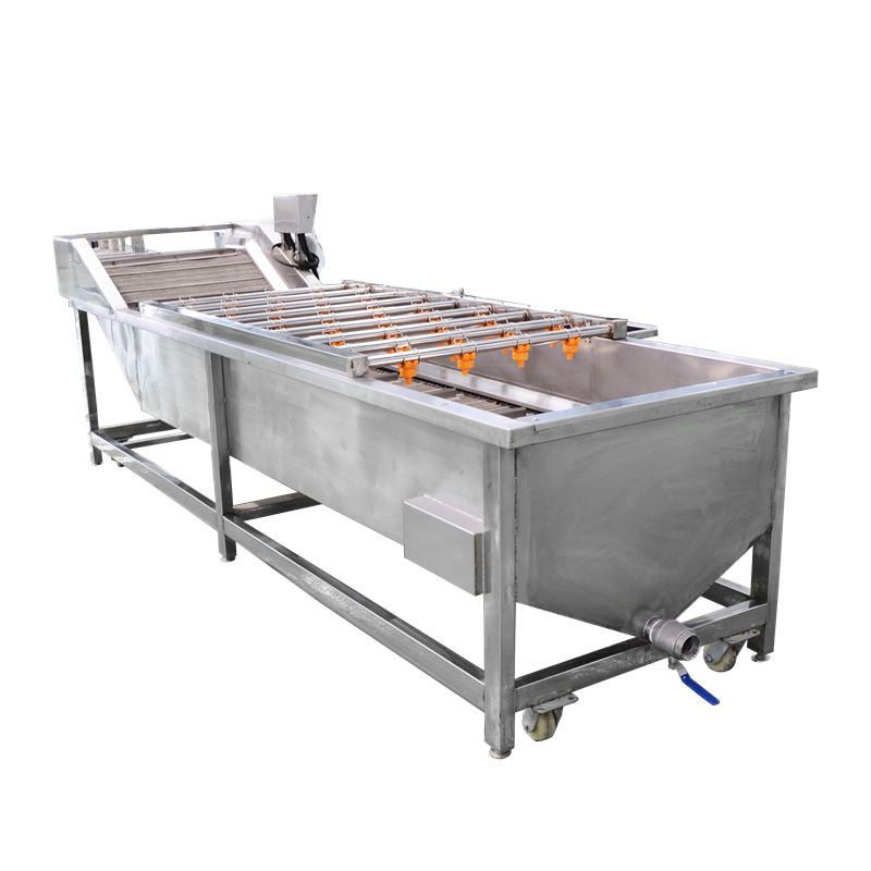 Processing Fruit and Vegetables Industrial Washing Machine For Sale