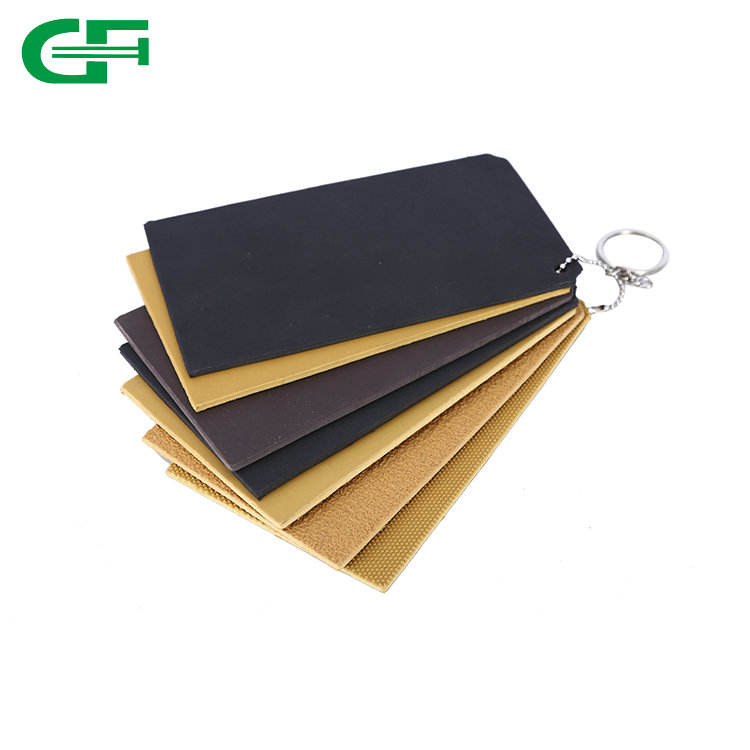 Custom Colored Rubber Sheets For Shoe Sole Making for Sale