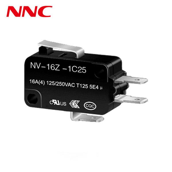 US Stock Waterproof Limit Micro Switch 10A 125VAC 250VAC TZ-7140 CE