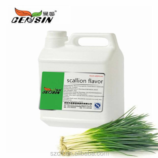Food Additives Scallion Green Onion Oil Flavor Essence For Puffed Food