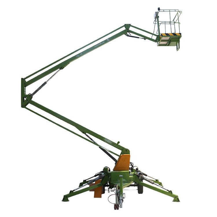 14 m <span class=keywords><strong>đặt</strong></span> trên xe tải telescopic boom lift với anti-skid nền tảng <span class=keywords><strong>công</strong></span> việc