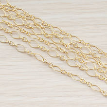 WT-BC095 wholesale high quality chic chain for bracelet necklace special chain jewelry making