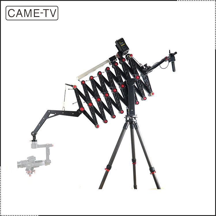 China CAME-ACCORDION Camera Crane Jibs for Dslr Vedio Photographic equipment Photo Studio