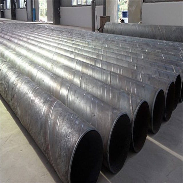 12 meter large diameter LSAW/HSAW/ SSAW spiral welded carbon steel pipe