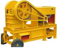 China brand supplier supply small diesel engine jaw crusher stone crushing plant for granite basalt bauixte mining