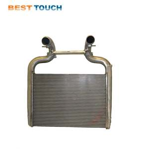 OE 1940976 2050841 1909450 משאית Intercooler לdaf XF 106