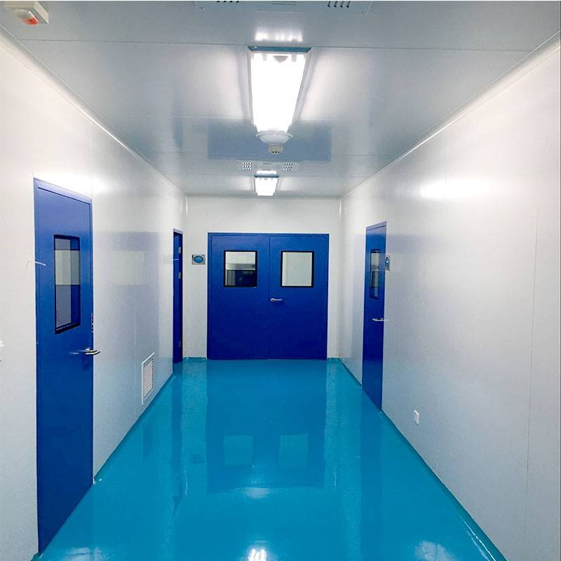 Container Hospital Negative Pressure Isolation clean room