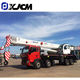 Mobile Cranes for Manufacturing Plant Xuzhou Manufacturer Produce 50 Ton Truck Crane for Construction