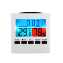 Digital LCD Screen Indoor Thermometer Thermo Hygrometer