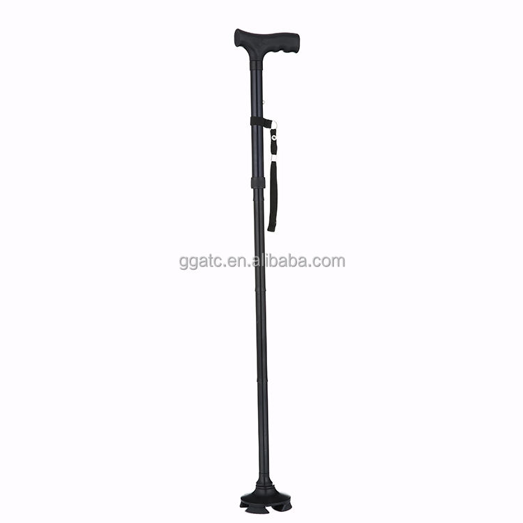 The best walking aid equipment adjustable crutch for elderly with good design