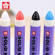 Sakura Solid marker pen for marking on anythingSakura solid paint pen for painting have many colors with high quality