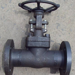 cheap price 4 inch a105 800lb forged steel gate valve