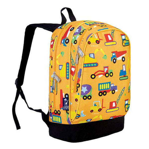 Cheap kid back pack school backpack schoolbag with organizer secret pocket