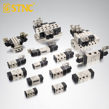 china low price electric dc ac mini 4-8mm 5v 24v 220v 5 2 3 way 24v magnetic air control solenoid valve