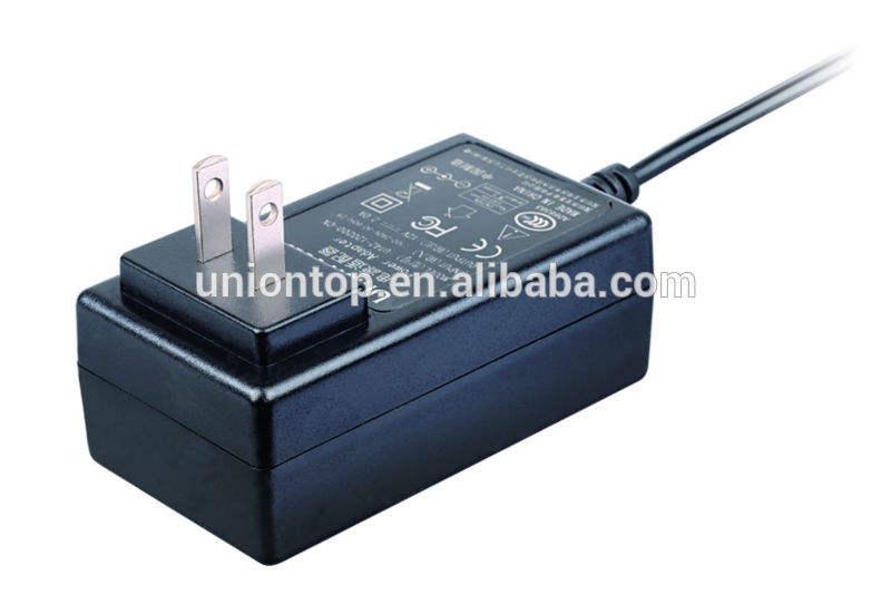 36w adaptateur cpl à travers le monde plug avec du ce et approbation de rohs fcc dbt