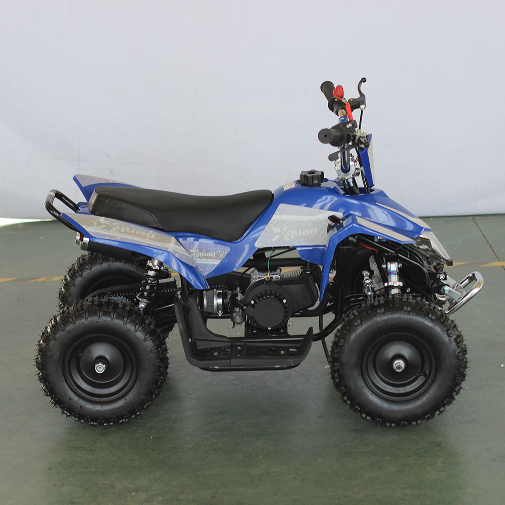 Cheap mini jeep 50cc side by side 49cc atv engine with reverse