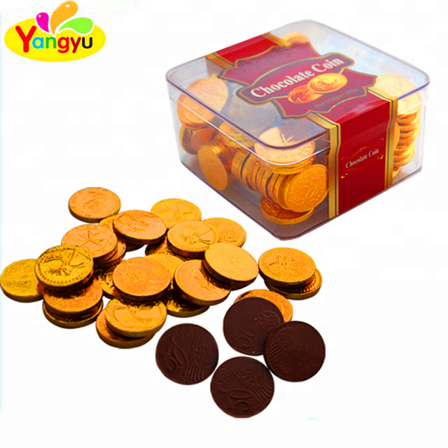 Hotsell Gold Coin chocolate Golden bounty Sweet chocolate supplier in china