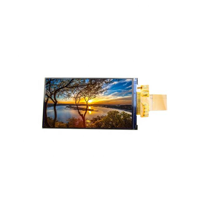Shenzhen supplier 5 inch HD ips display 480x854 lcd screen panel video brochure module for greeting card