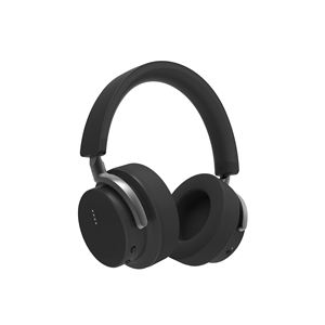 Professional Active Noise Cancelling Headphones Bluetooth Wireless CSR8670 aptX LL HD Hifi Touch Control Leather Design Sports