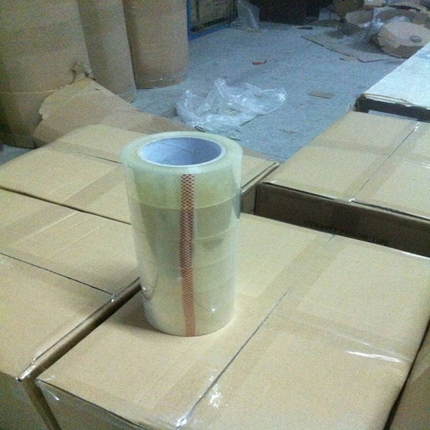 US market bags packaging tape opp tape globe tape with high performances 2inch 55yd