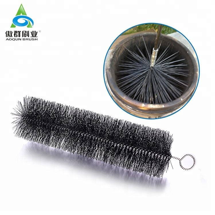 Chimney Eco-friendly Hand Cleaner Brush Flue Tube Cleaning