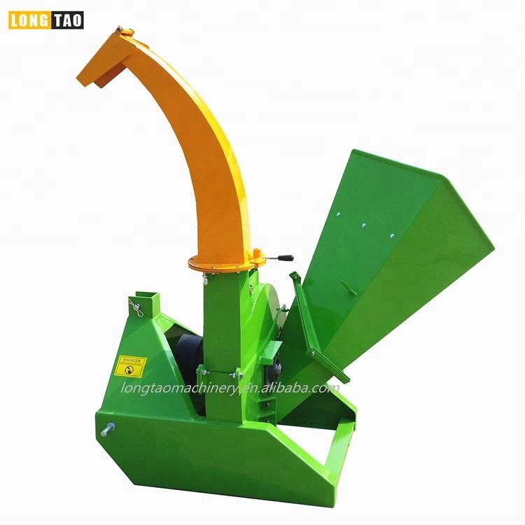 BX42 auto feed wood chipper shredder for tree and branches CE approved