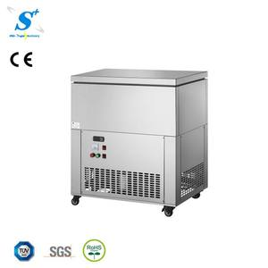 High quality 9 holes snow flake ice making machine