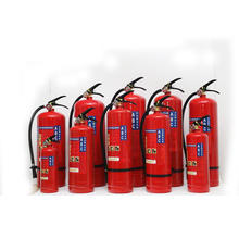 ABC 6kg dry powder fire extinguisher/CO2 and foam fire extinguisher