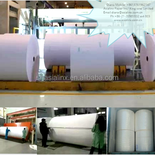 prices of virgin and recycled roll Best Quality 100% virgin pulp Toilet Paper pulp and recycled grade parent rolls manufacturer