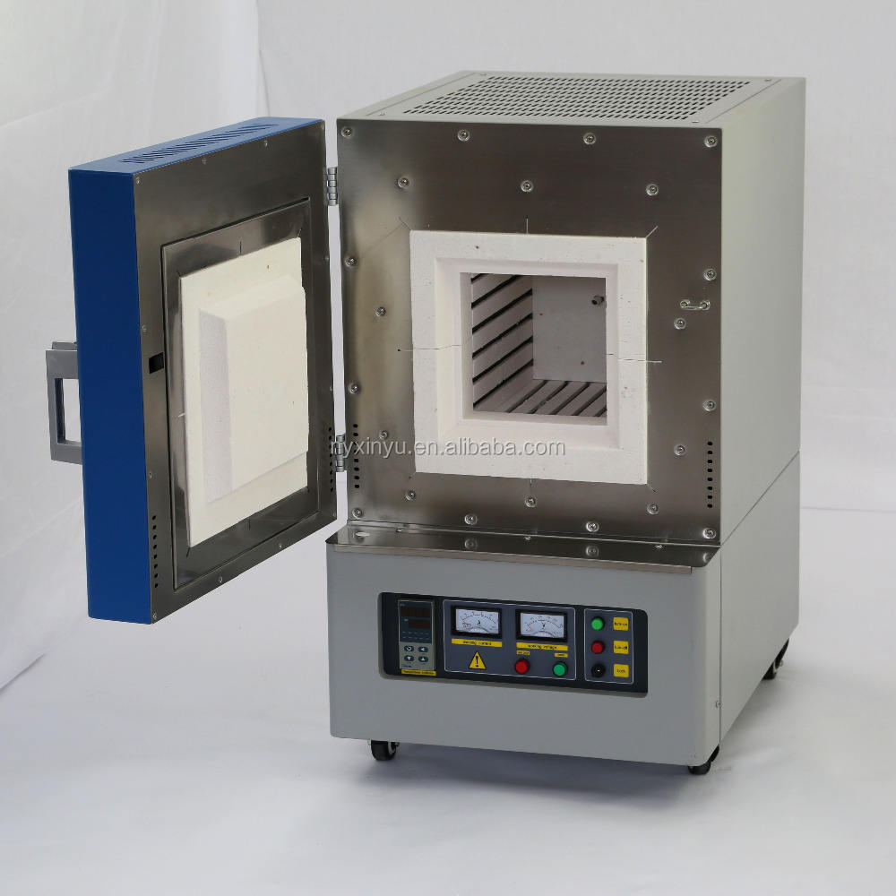 Laboratory High temperature muffle furnaces for sintering ceramic metal powder chemicals