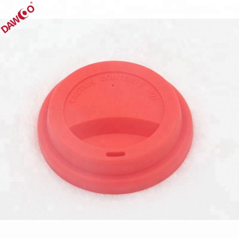 Dustproof Premium Silicone Cup Lids for Coffee Cup Keep Coffee or Tea Hot Much Longer