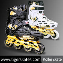 Four Wheels Adult Freestyle Skates High Quality Roller Skates Outdoor Inline Skates