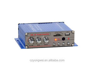 YW-205 amplificatore car audio amplificatore auto digitale