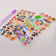 Wholesale 3D puffy sticker for kids