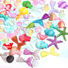 ZQX164 best-selling products Slime Resin Charms diy flat back resin charms slime accessories toy