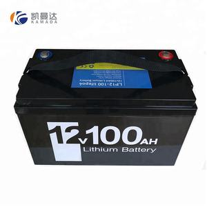 LiFePO4 Pin 12 V 24 V 36 V 48 V 20Ah 40AH 50Ah 60Ah 100Ah Chu Kỳ Sâu Pin Lithium Ion