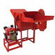 Small Paddy Mobile Wheat Rice Thresher