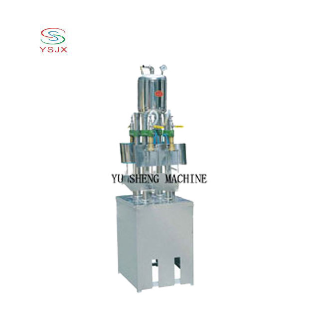 Good quality carbonated soft drink filling machine