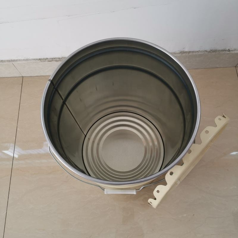20 Liter Conical Tinplate Metal Grease Buckets