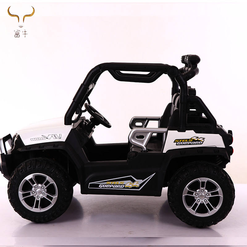 China cheap wholesale 24V Electric Toy Cars Kids Ride On Car With Remote Control for baby gift two seat can be driving