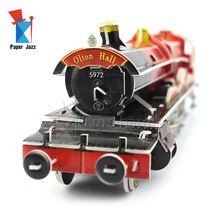 Super Promotional Gift,3D Foam Puzzle Train,Toy For Boy