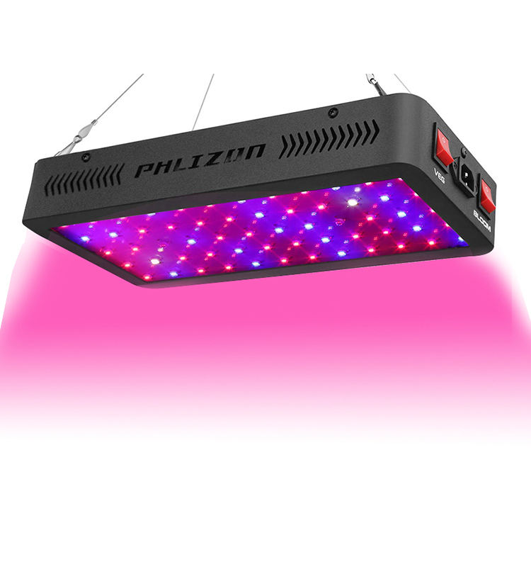 Phlizon Full Spectrum for Indoor Plants and tent Veg and Flower- 600 watt 900w 1200w led grow light