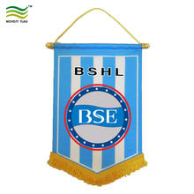 Customize Football Club Exchange Flag Soccer Pennant