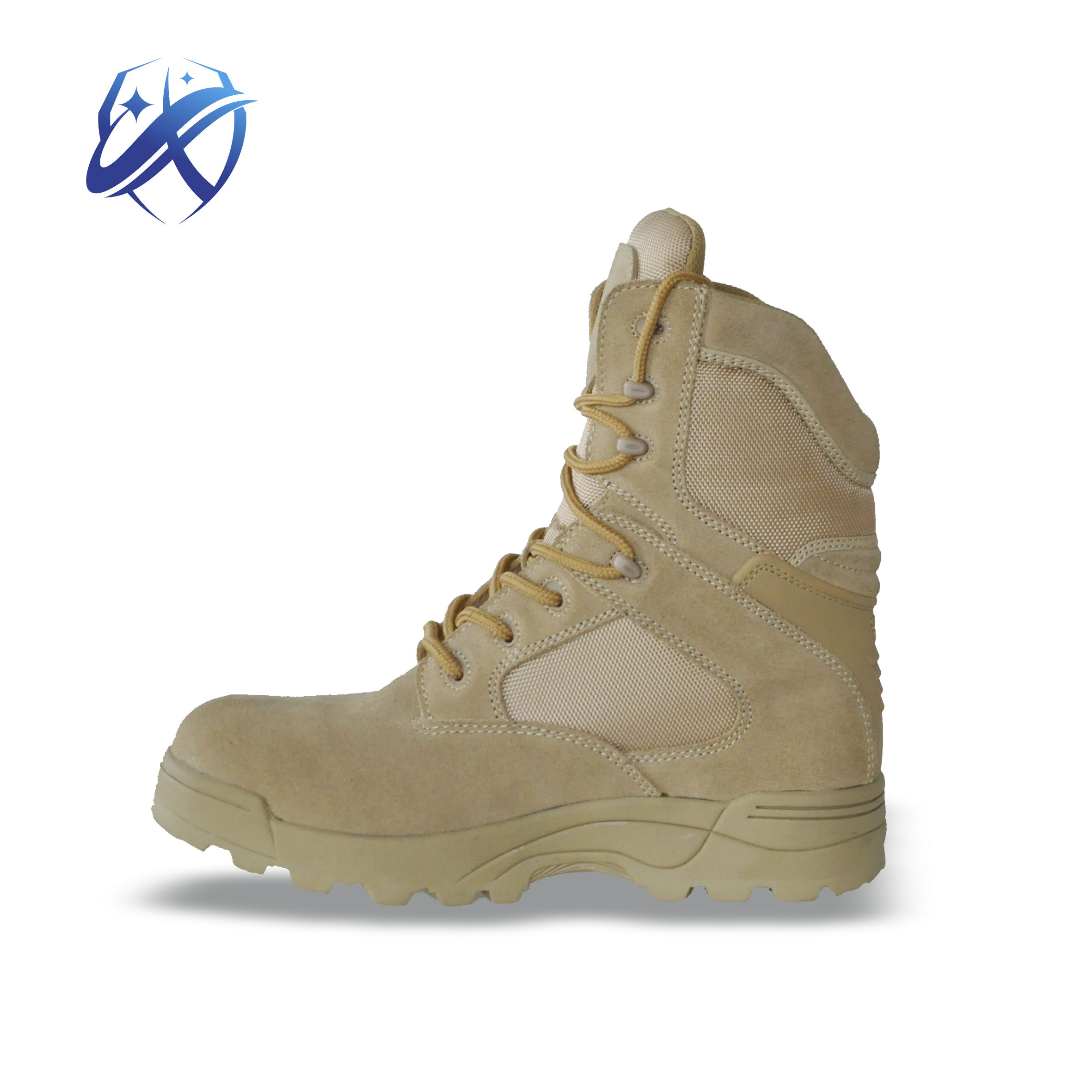 Military Army Combat Safety Boots