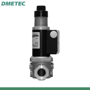 dn20 gas safety valve 3/4 solenoid valve 220v made in china