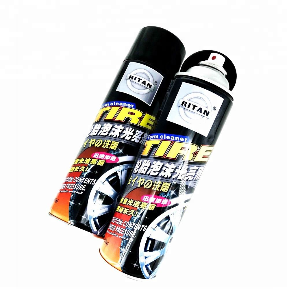 Easy cleaning tyre wax polish Multi purpose car tyre polish
