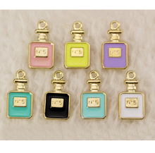Wholesale antique perfume bottle pendant necklaces