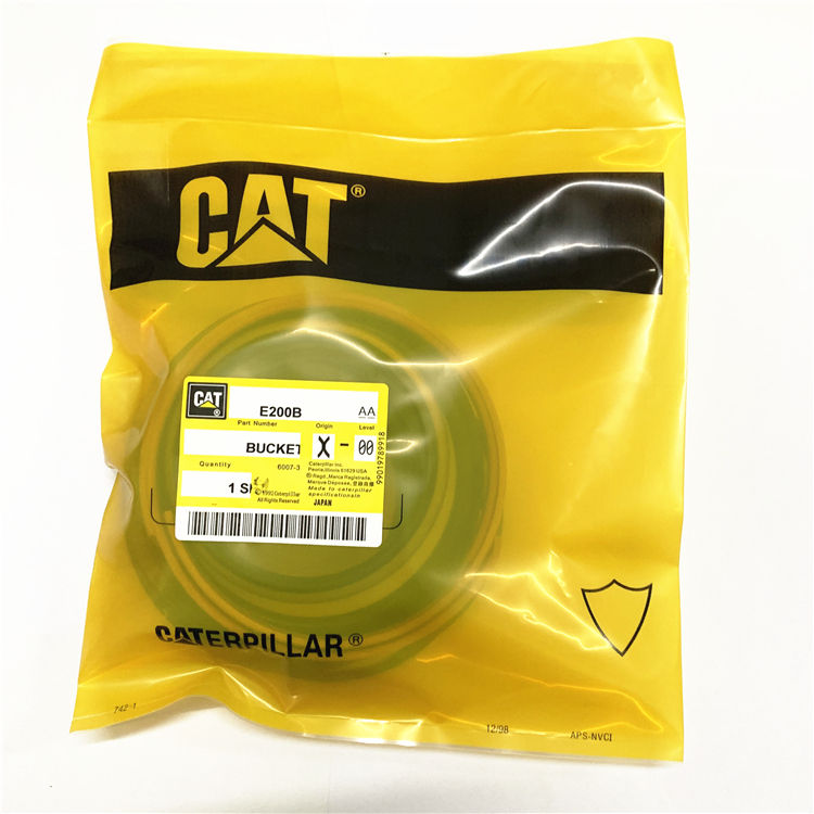 CAT E200B 320 330 2502487 2502485 1915619 2502486 1997424 Arm Boom Bucket Cylinder Seal Kit Center Join Seal Kit FOR Caterpillar